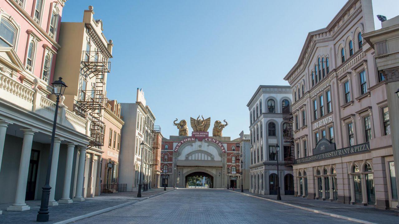 Cinecittà World riapre il 2 aprile: Carlo Verdone ospite speciale