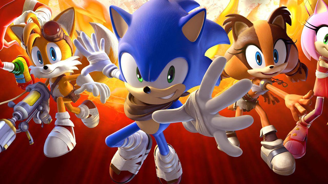 Cinque minuti di gameplay di Sonic Boom Fuoco e Ghiaccio