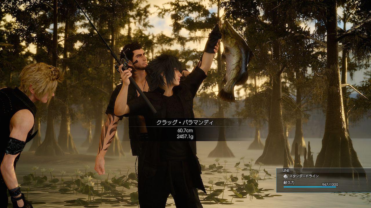 Cinque nuovi screenshot per Final Fantasy XV