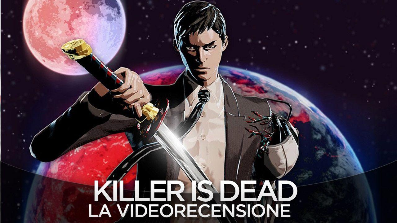 Cinque video gameplay per Killer is Dead