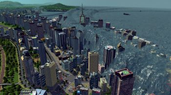 Cities Skylines: Annunciata l'espansione Disastri Naturali