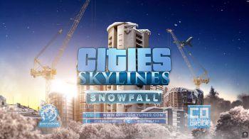 Cities Skylines: La neve di Snowfall cadrà il 18 febbraio