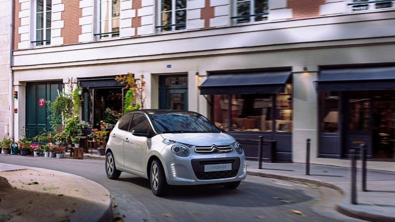 Citroën C1 Origins: nuova serie speciale per celebrare i 100 anni di storia del brand