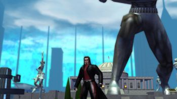 City of Heroes Issue 12: la Midnight Squad