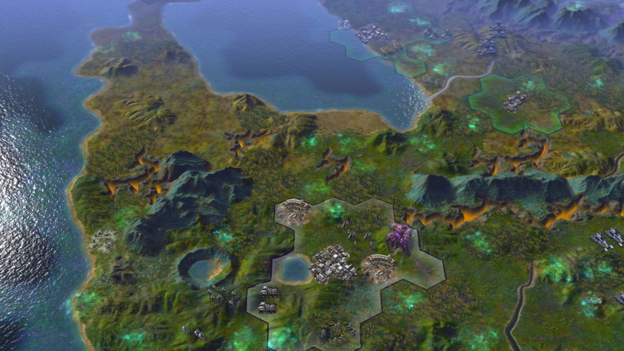Civilization Beyond Earth: disponibile un nuovo aggiornamento