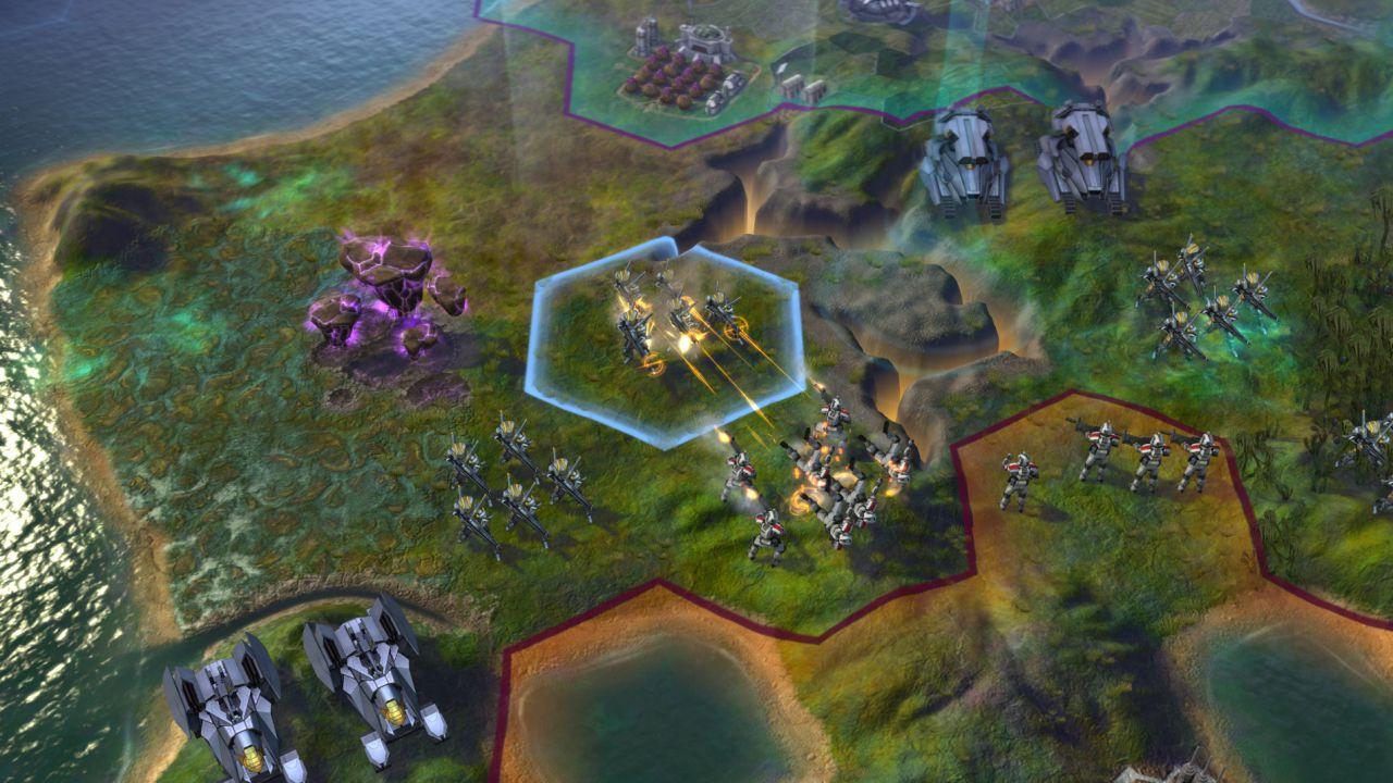 Civilization Beyond Earth: weekend di gioco gratis su Steam