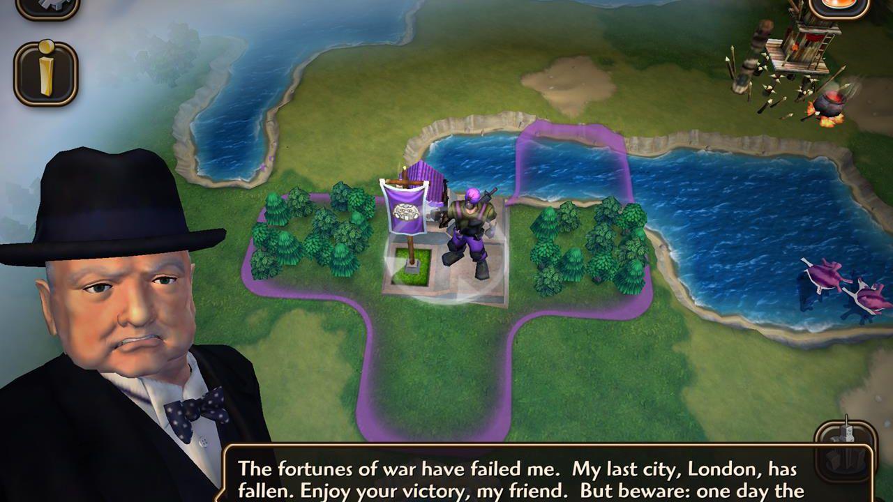 Civilization Revolution 2 Plus appare per PlayStation Vita