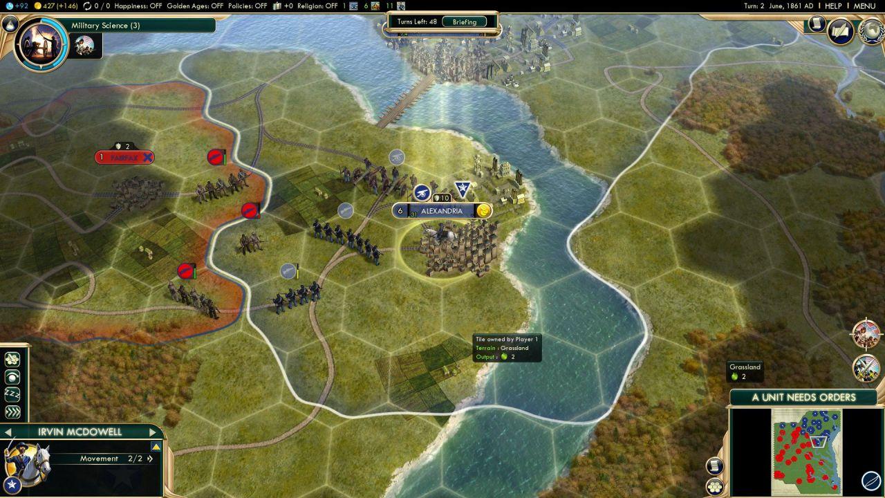 Civilization V: l'espansione Brave New World introdurrà unità da XCOM Enemy Unknown