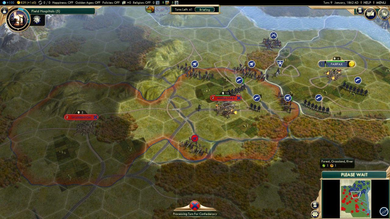 Civilization V: rilasciato un nuovo Map Pack