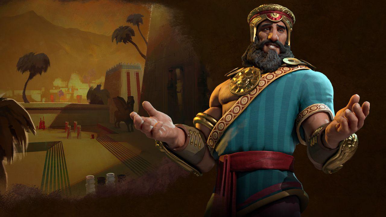 Civilization VI: Gilgamesh guiderà i Sumeri