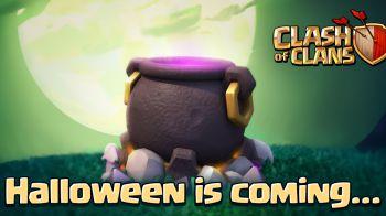 Clash of Clans: server offline per manutenzione, in arrivo l'aggiornamento di Halloween