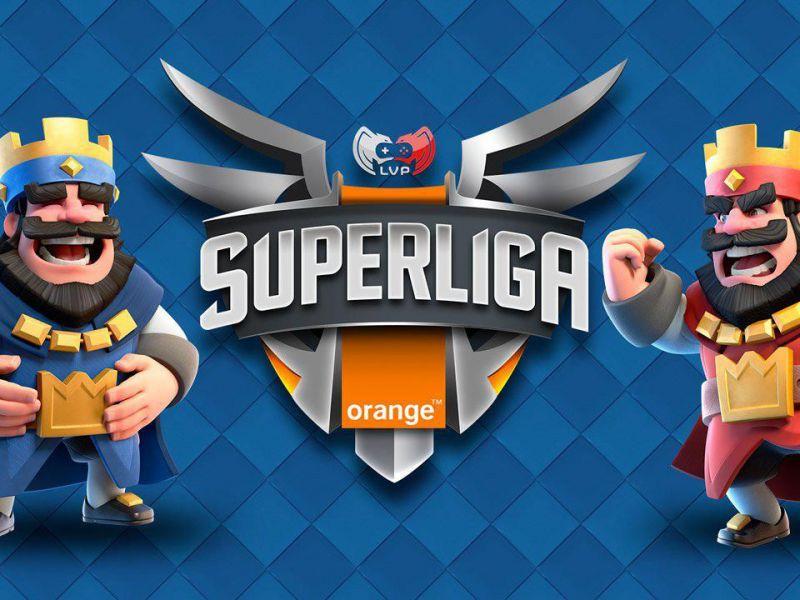 Clash Royale LVP Superliga Orange: riepilogo della settima giornata di campionato