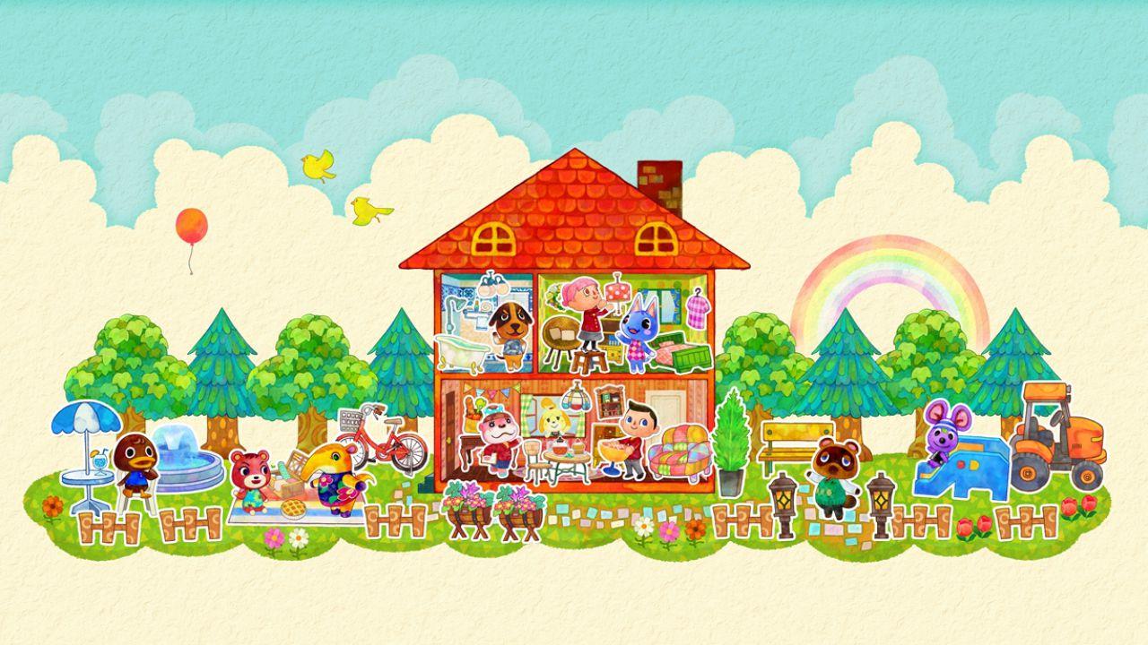 Classifica hardware e software giapponese: Animal Crossing: Happy Home Designer ancora in vetta