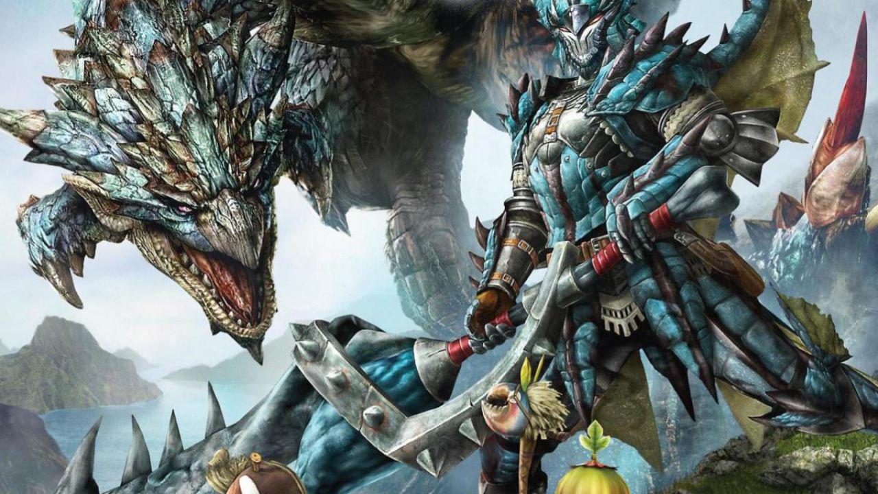 Classifica hardware e software giapponese: Monster Hunter X mantiene la prima posizione