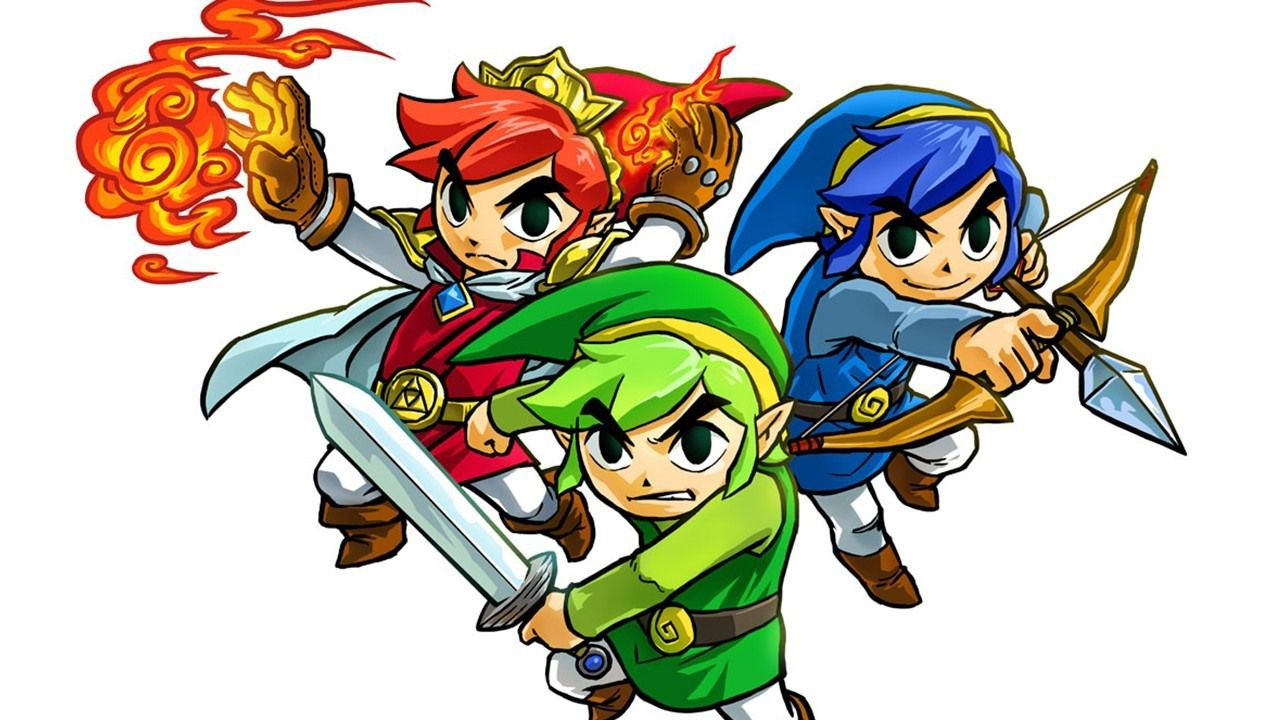 Classifica hardware e software giapponese: The Legend of Zelda Tri-Force Heroes debutta in cima