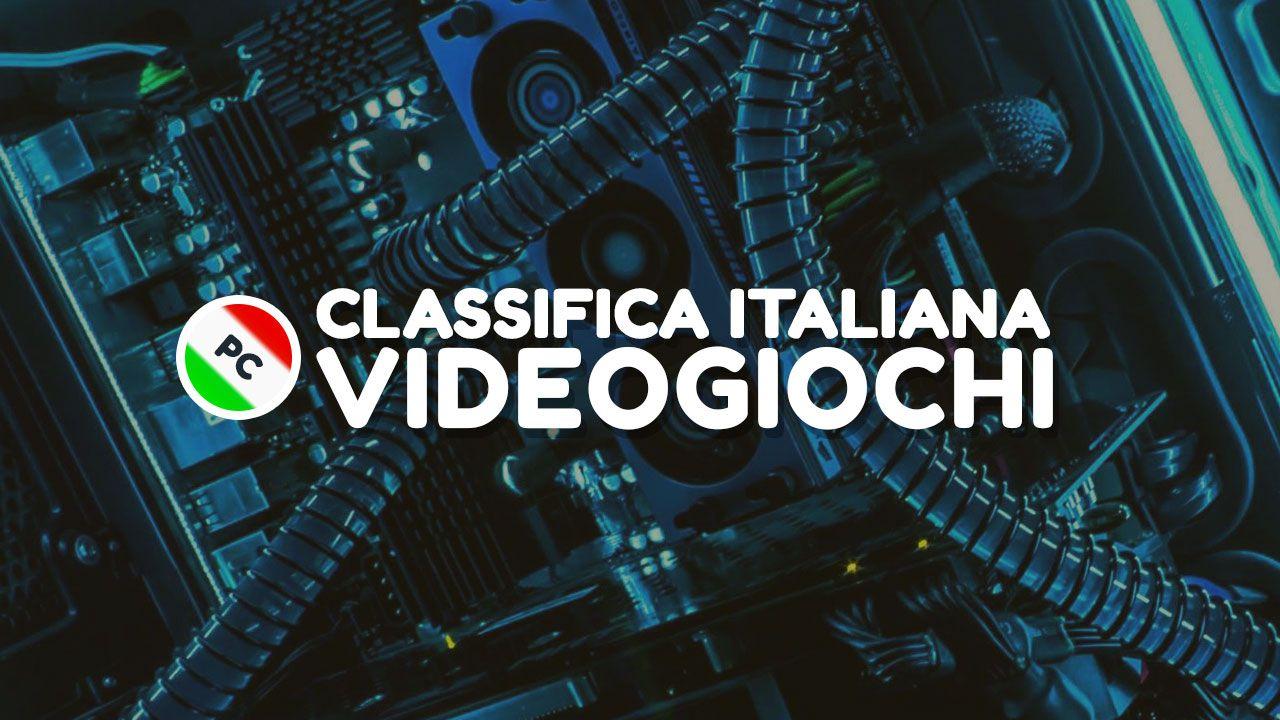 Classifica Italiana Software PC: PES 2017 debutta al primo posto