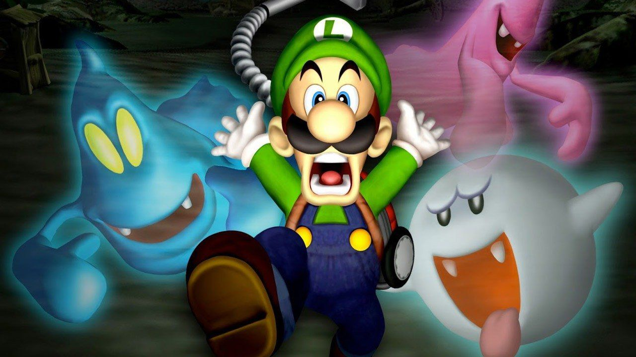 Classifica software giapponese: Luigi's Mansion batte Call of Duty e Red Dead Redemption 2