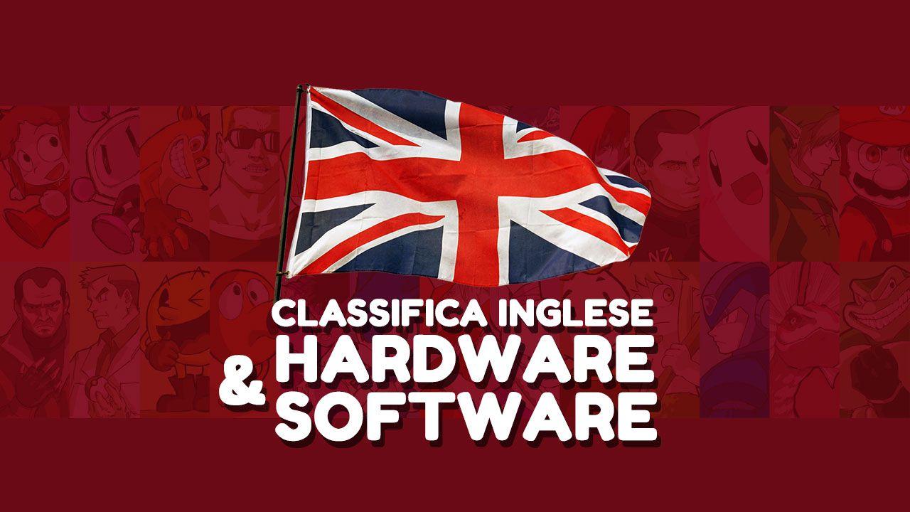 Classifica software UK: Gears of War Ultimate Edition debutta al primo posto