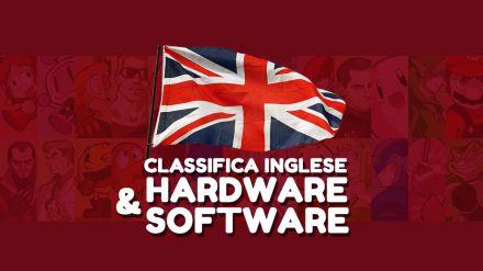 Classifica software UK: LEGO Jurassic World si riprende la prima posizione