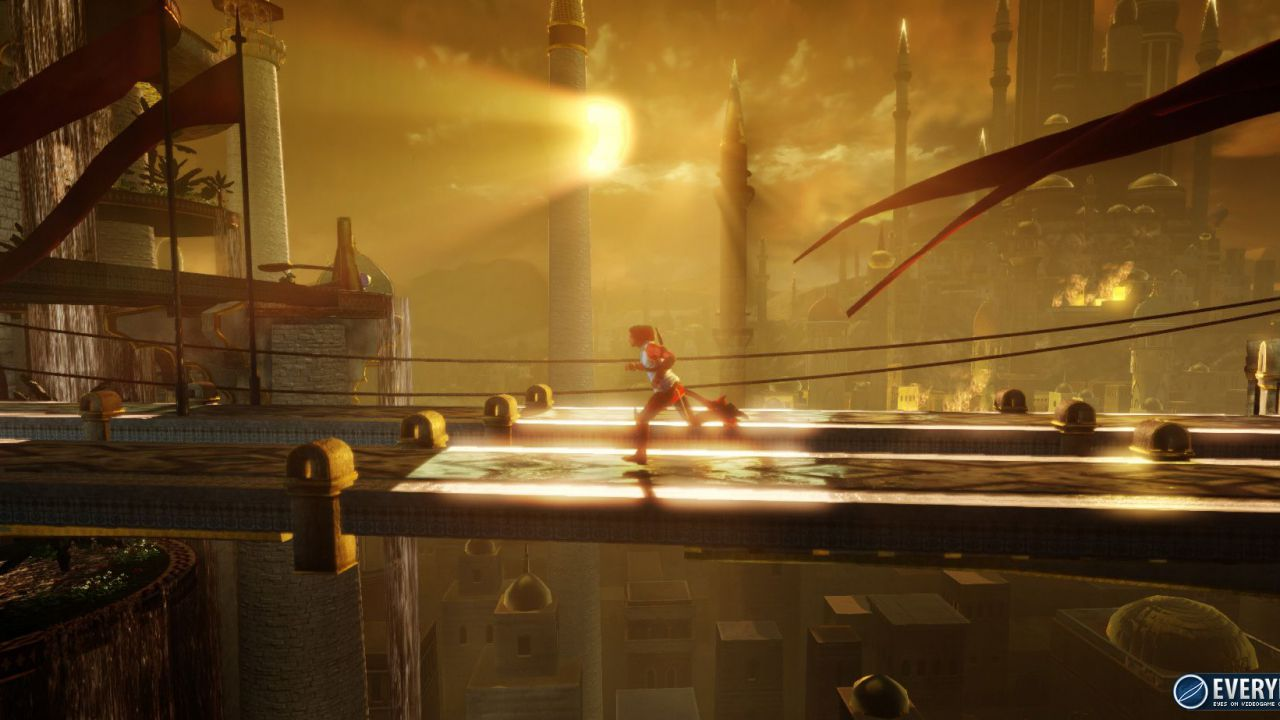 Climax Studios: l'action platformer trapelato oggi è un prototipo cancellato di Prince of Persia