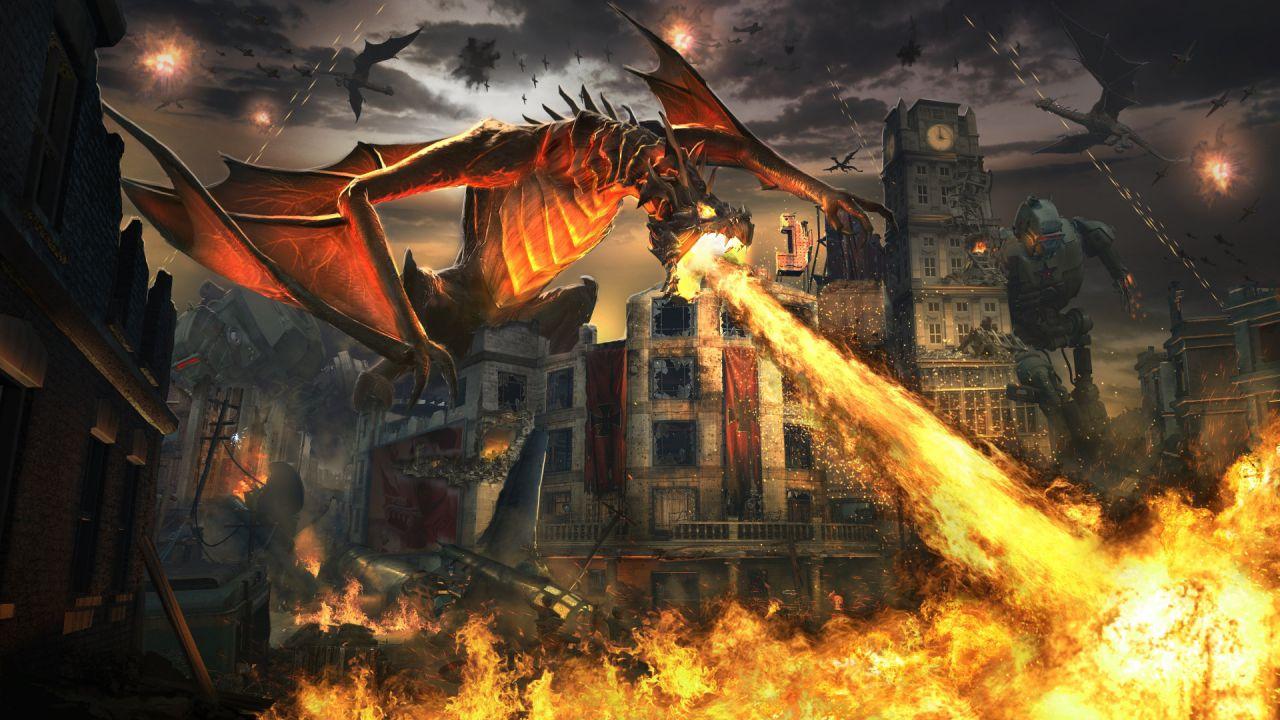 COD Black Ops 3: Il DLC Descent arriva oggi su PC e Xbox One