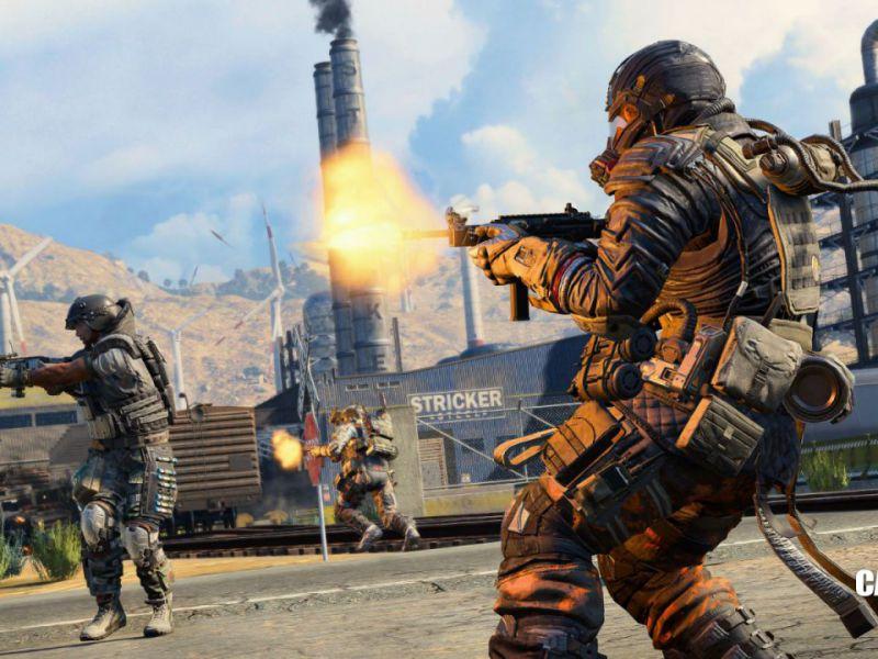 COD Black Ops 4 Blackout: Beta a confronto su PS4/Pro e Xbox One/X