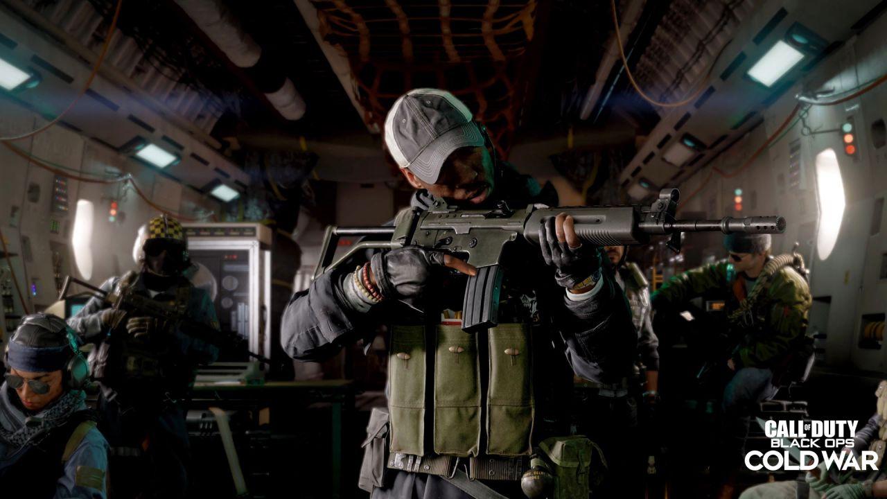 COD Black Ops Cold War: l'integrazione con Warzone arriverà in un secondo momento