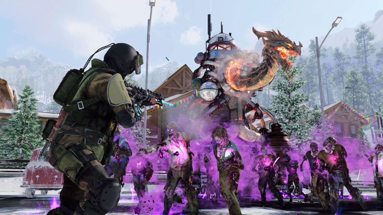 COD Black Ops Cold War: la nuova patch rimuove un exploit in Outbreak, e non solo