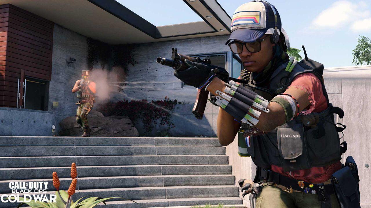 COD Black Ops Cold War: nuovi dettagli su Zeyna, l'Operatrice della Stagione 1 Reloaded