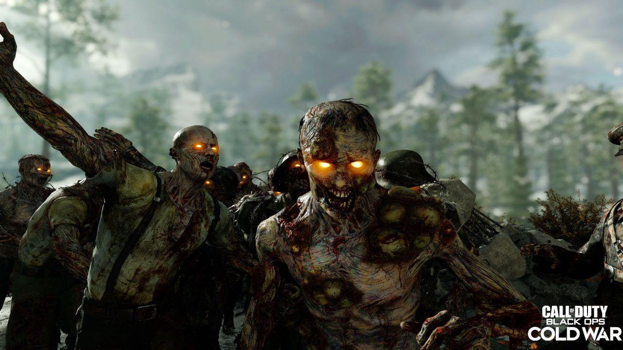 COD Black Ops Cold War: svelata la data di lancio di Outbreak, nuova modalità Zombies