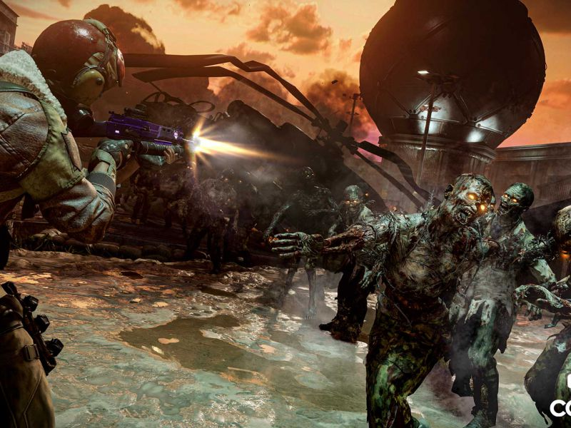 COD Black Ops Cold War Zombies: the first glitches of Firebase Z have already been discovered