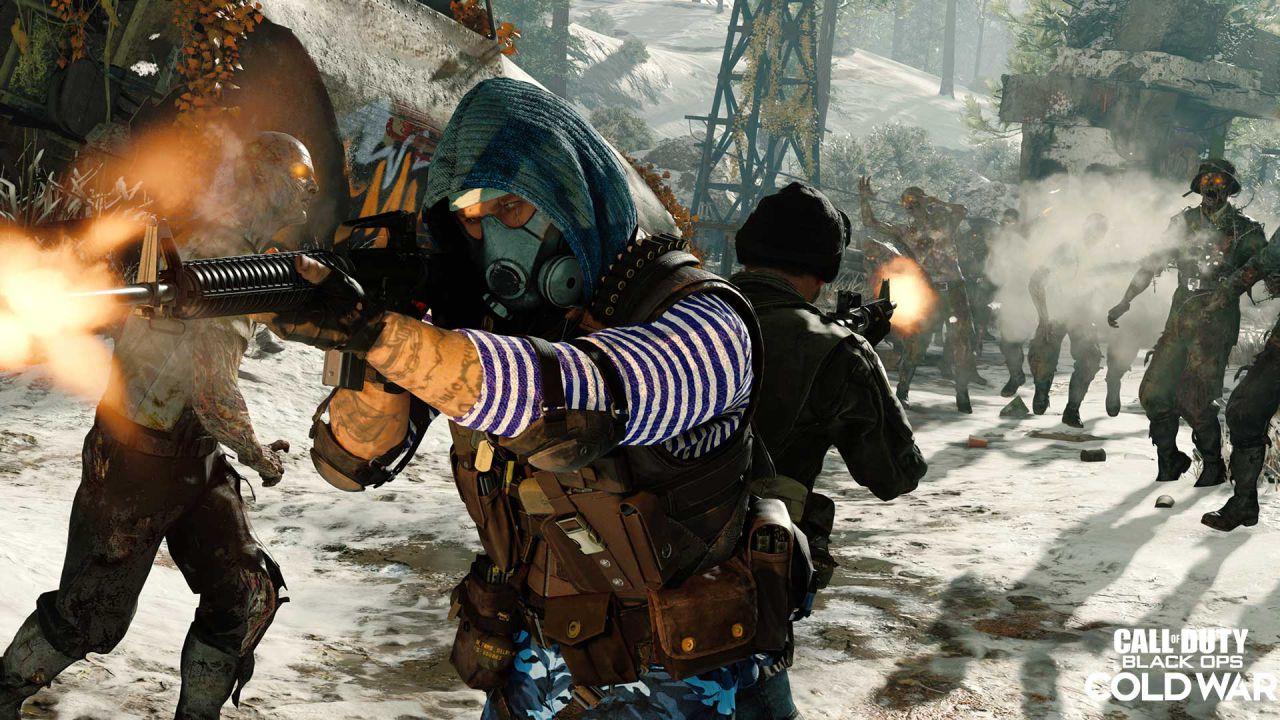 COD Black Ops Cold War Zombies: guida alle migliori classi per iniziare