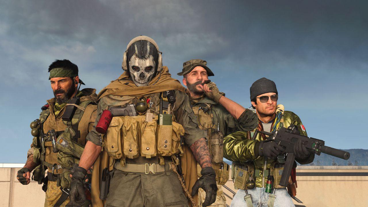 COD Cold War e Warzone si aggiornano: nuove playlist per multiplayer e Rebirth Island