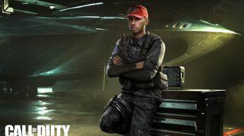 COD Infinite Warfare: nuovi dettagli sulla partecipazione di Lewis Hamilton
