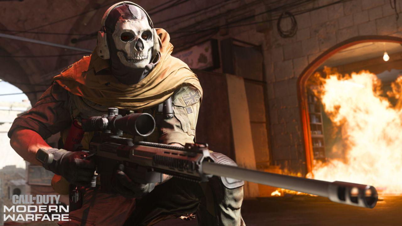 COD Modern Warfare: come abilitare il cross-save in vista della battle royale