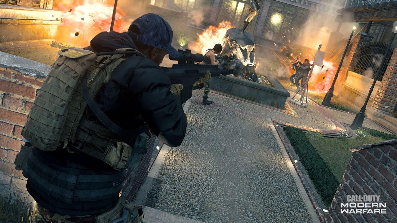 COD Modern Warfare su PC: un SSD da 250 GB è troppo piccolo per il gioco
