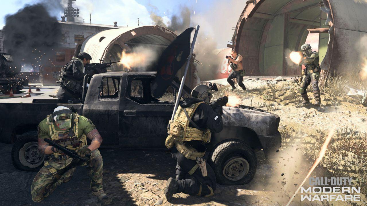 COD Modern Warfare perde 25 GB: il nuovo update introduce il Texture Streaming su PC