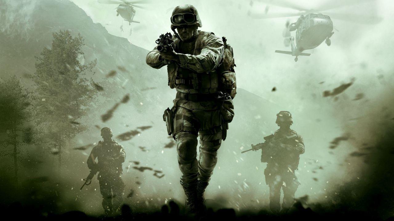 COD Modern Warfare Remastered a confronto con il gioco originale