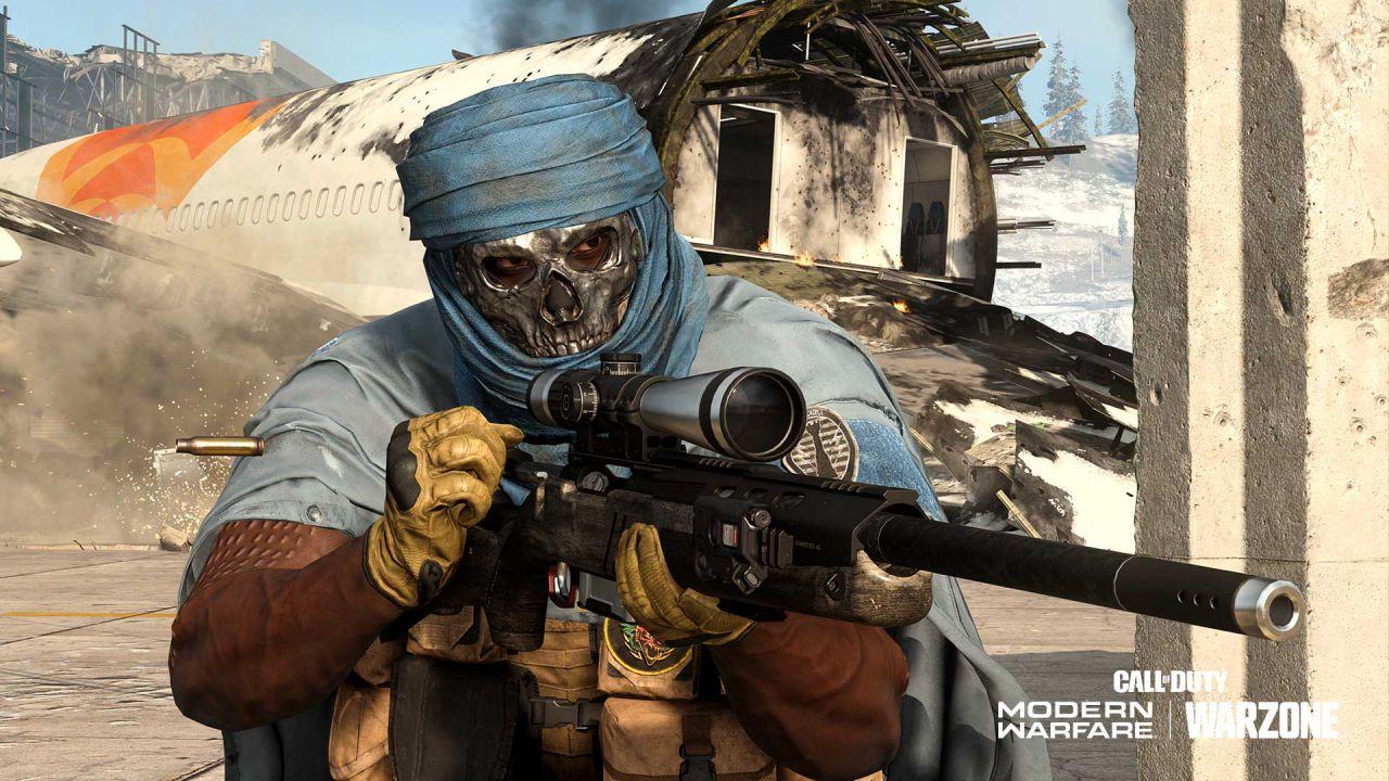 COD Modern Warfare e Warzone: 120fps su Xbox Series X, ma non su PS5