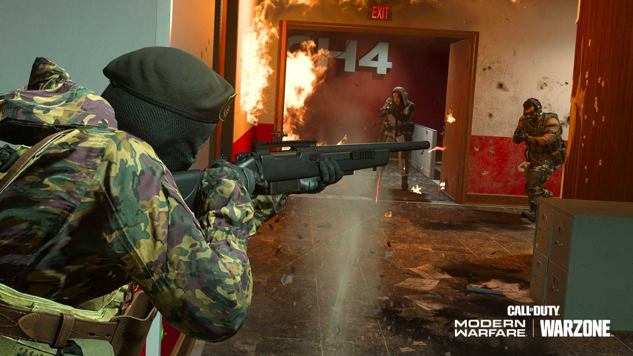 COD Modern Warfare e Warzone: attesa una patch da 33GB, preload su PS4