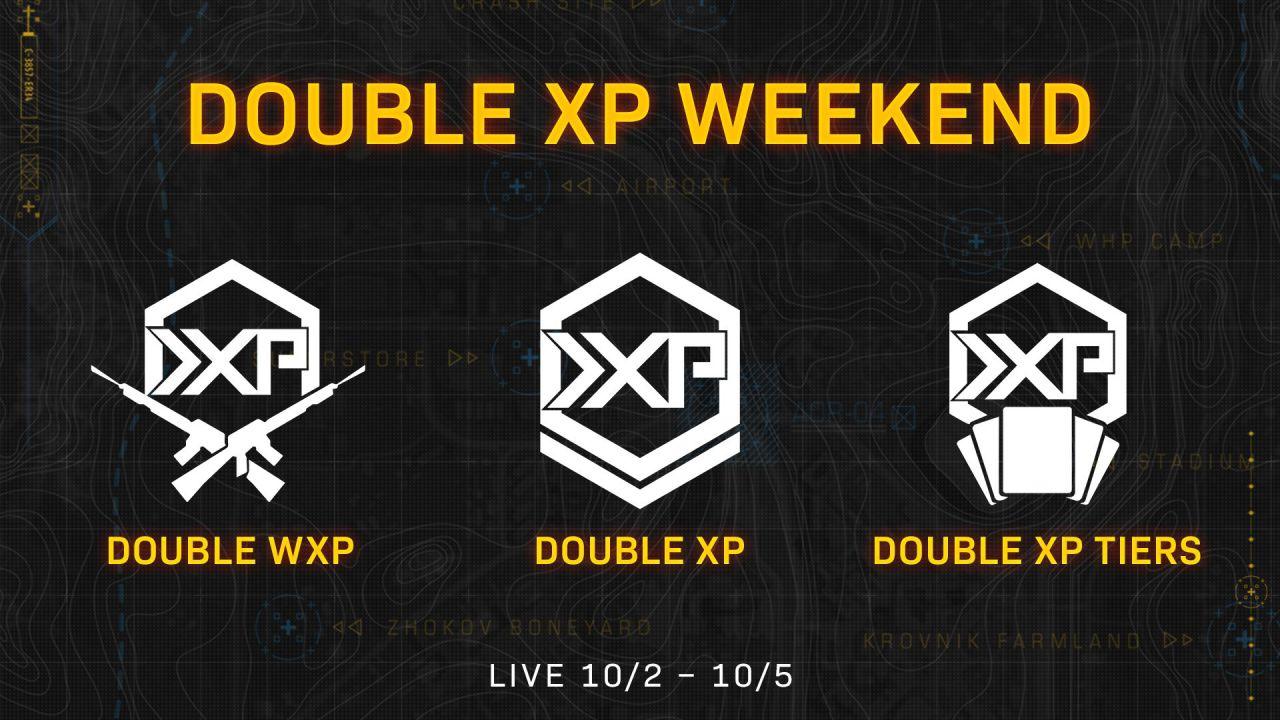 COD Modern Warfare e Warzone: weekend a doppi XP su PC, PS4 e Xbox Onee