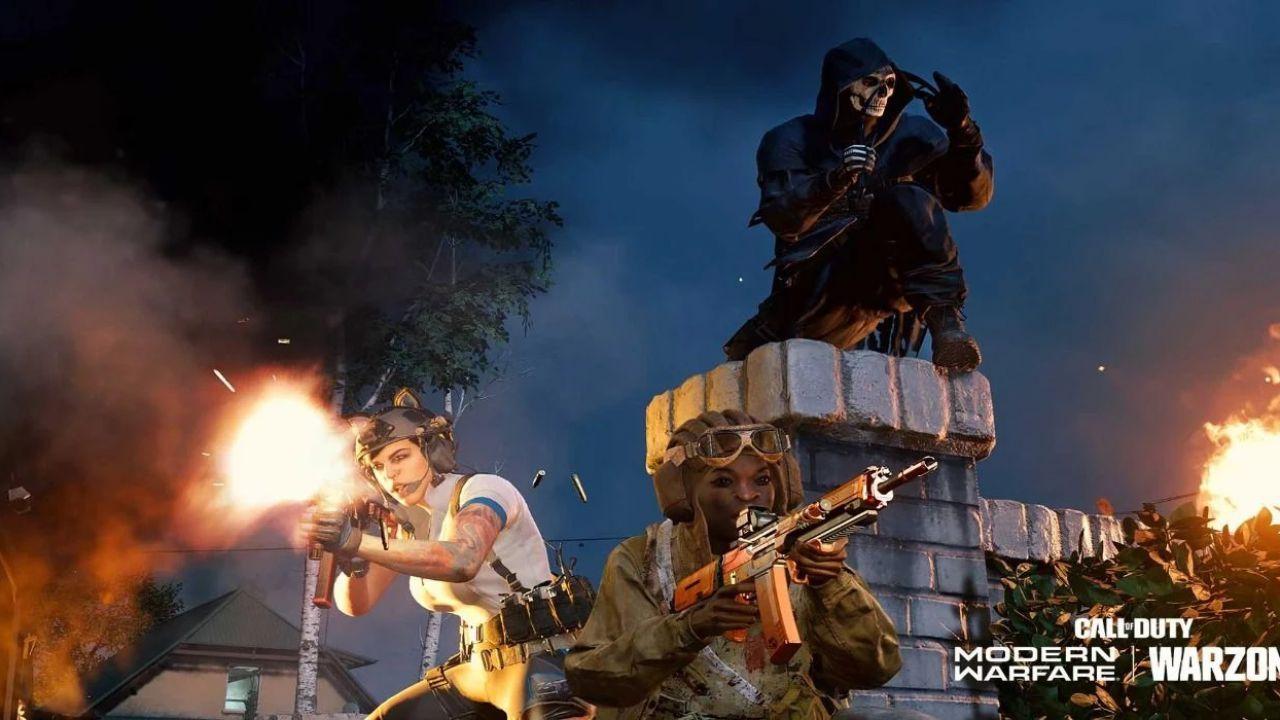 COD MW e Warzone: playlist aggiornate per la seconda settimana dell'evento di Halloween