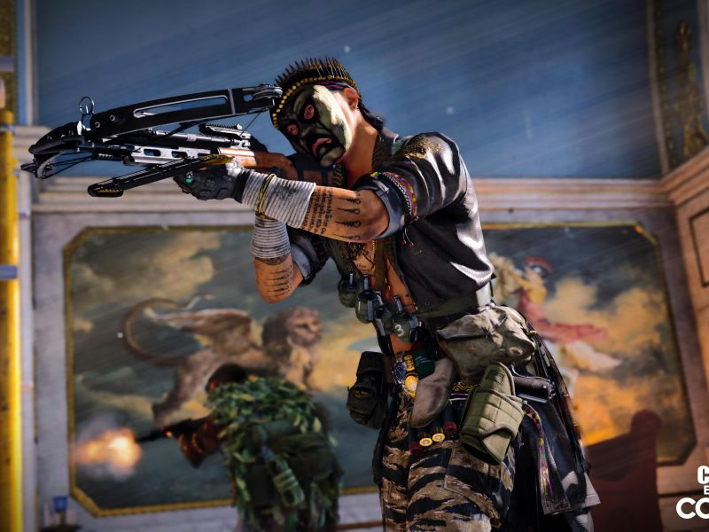 COD Warzone: The R1 Shadowhunter crossbow has been removed from the battle royale