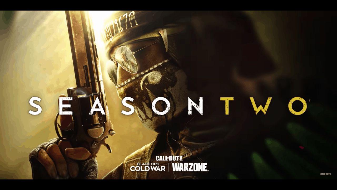COD Warzone e Cold War: il nuovo update anticipa alcune novità della Stagione 2