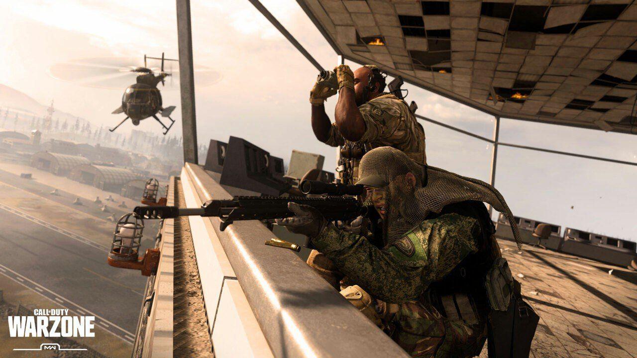 COD Warzone senza freni: il Call of Duty gratuito supera i 50 milioni di giocatori