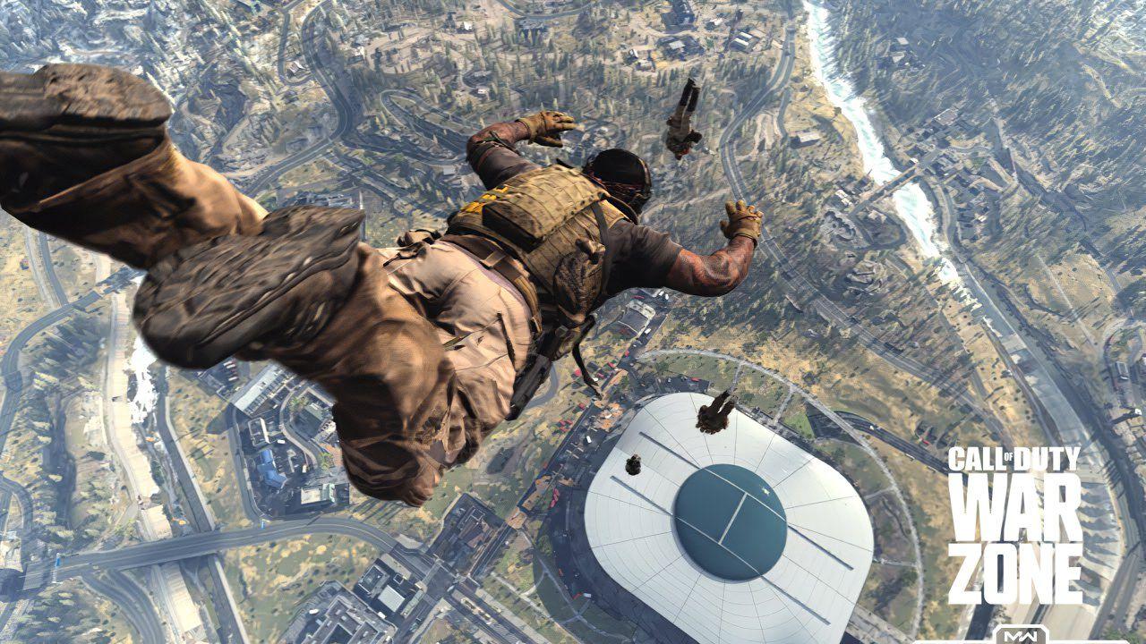 COD Warzone: un glitch consente di atterrare senza paracadute, ecco il video