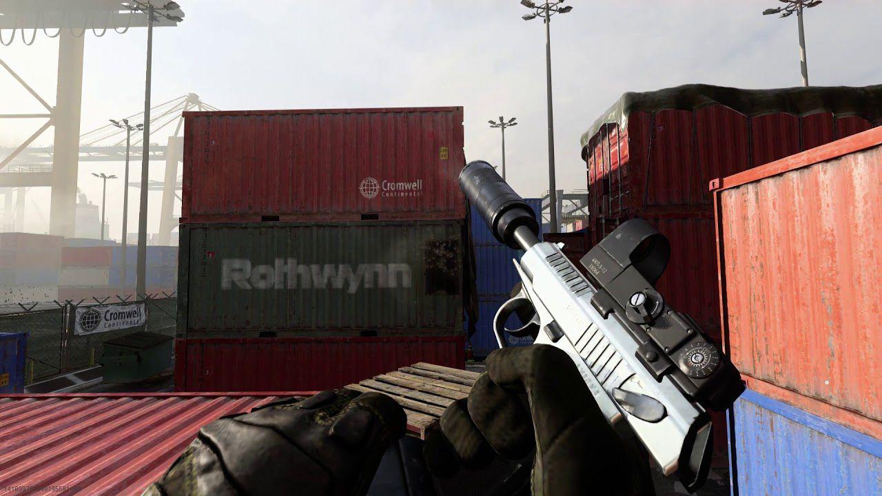 COD Warzone: un glitch permette di utilizzare la Sykov, pistola ancora non disponibile