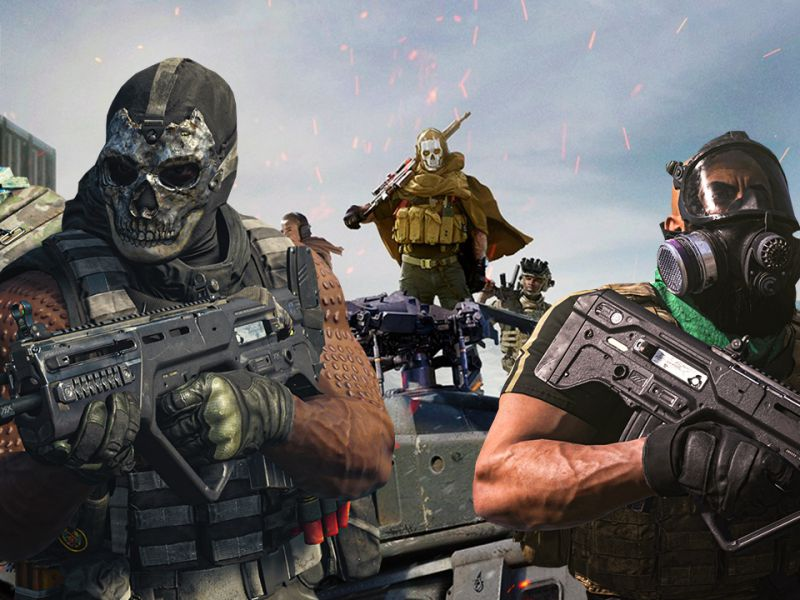COD Warzone, it's war on cheaters: third wave of bans in the month of February alone