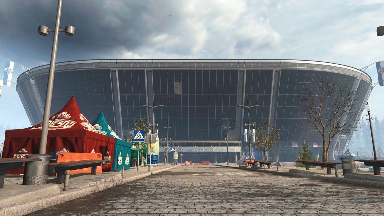 COD Warzone e i misteri dello Stadio: codici segreti per accedere alle stanze interne