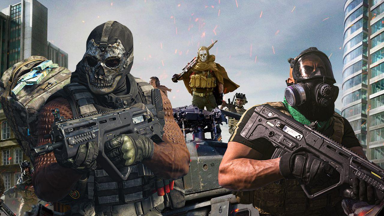 COD Warzone e Modern Warfare: il nuovo update libererà più di 10 GB di spazio su hard disk